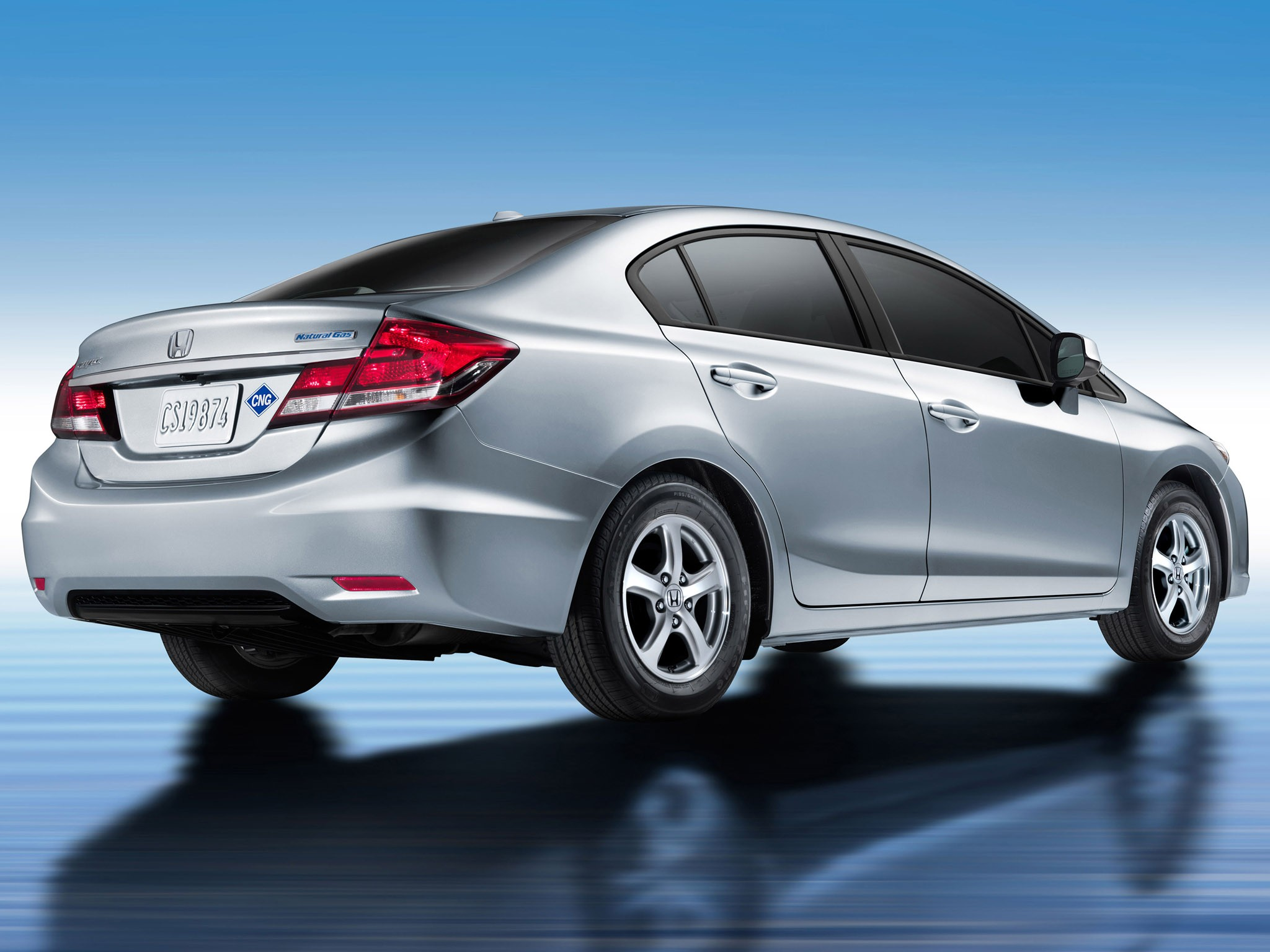 2013 Honda Civic CNG