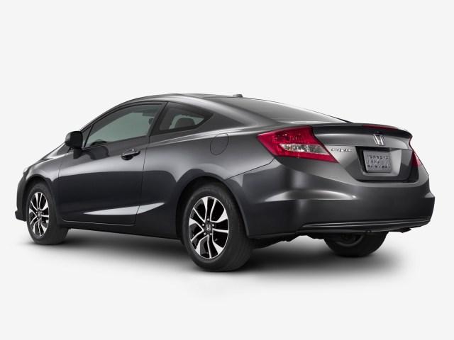 2013 Honda Civic Coupe USA