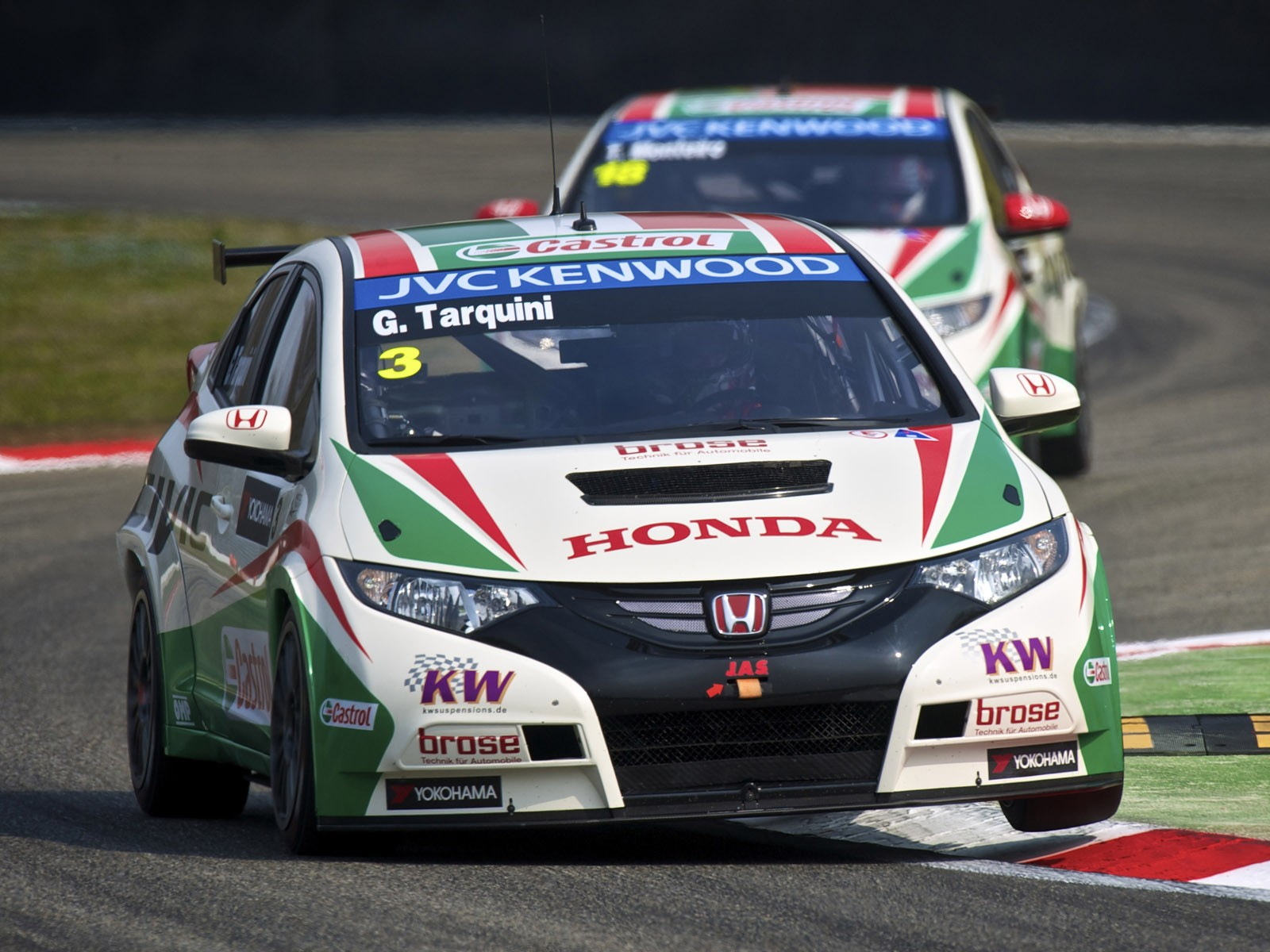 2013 Honda Civic WTCC