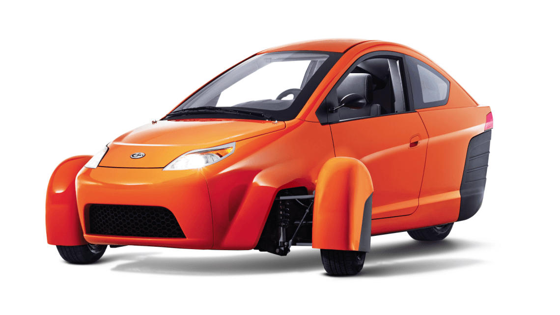 Elio Motors Constructeur de la voiture à trois roues