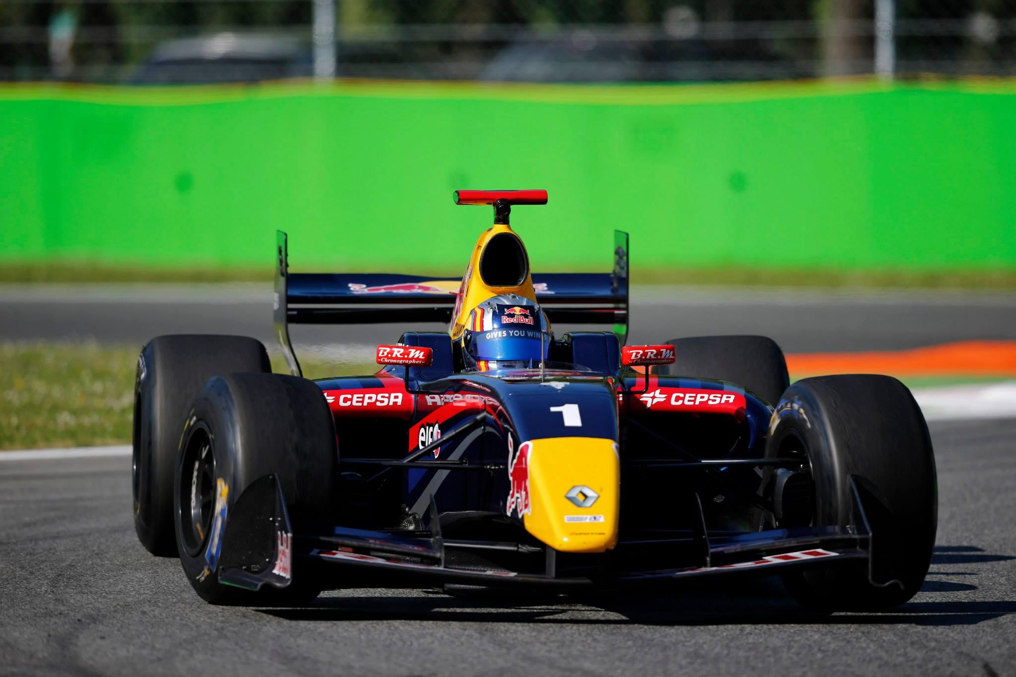 2014 Formula Renault 3.5 Series - Monza - Carlos Sainz