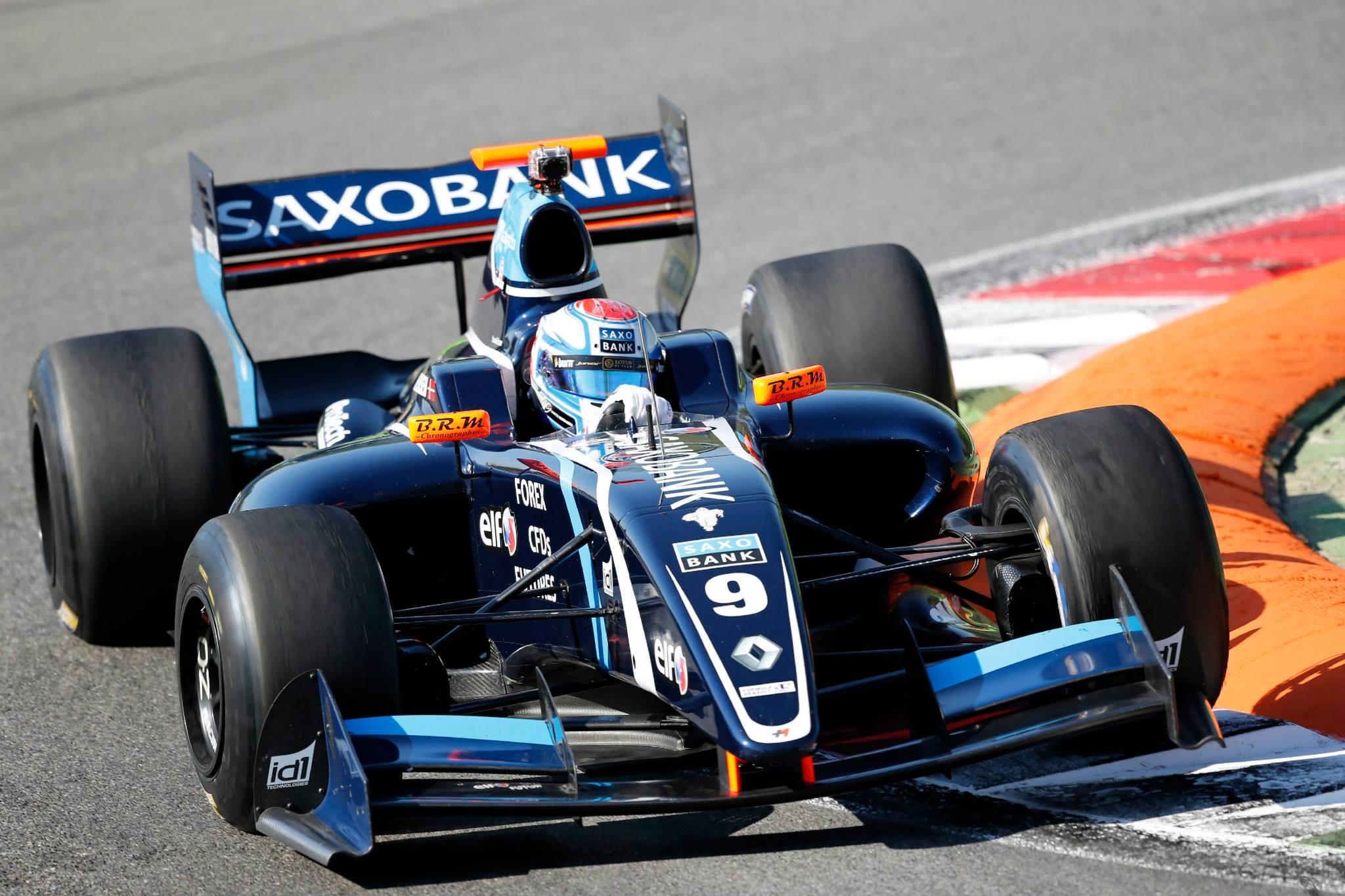 2014 Formula Renault 3.5 Series – Monza – Marcos Sorensen