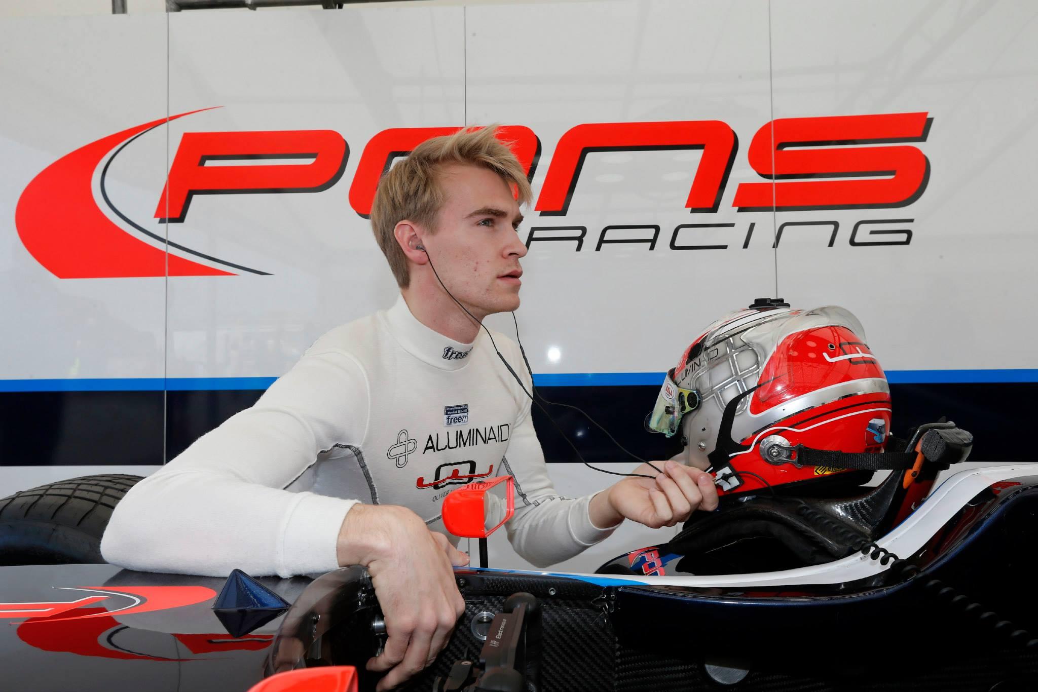 2014 Formula Renault 3.5 Series – Monza – Oliver Rowland