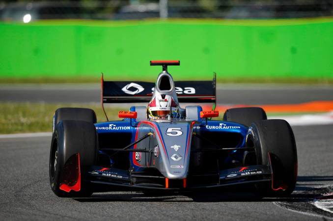 2014 Formula Renault 3.5 Series - Monza - Pietro Fantin