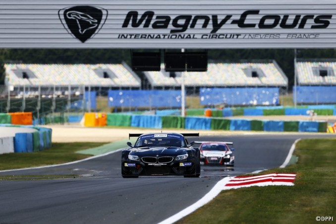 2014 GT Tour Magny-Cours Bmw Z4 GT3