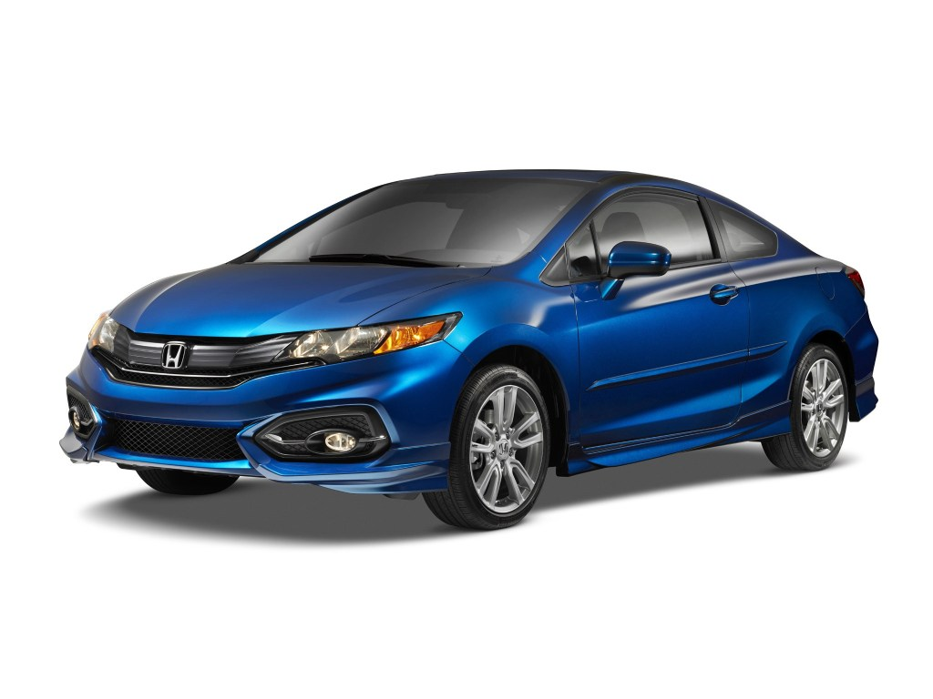 2014 Honda Civic Coupe HGA Package