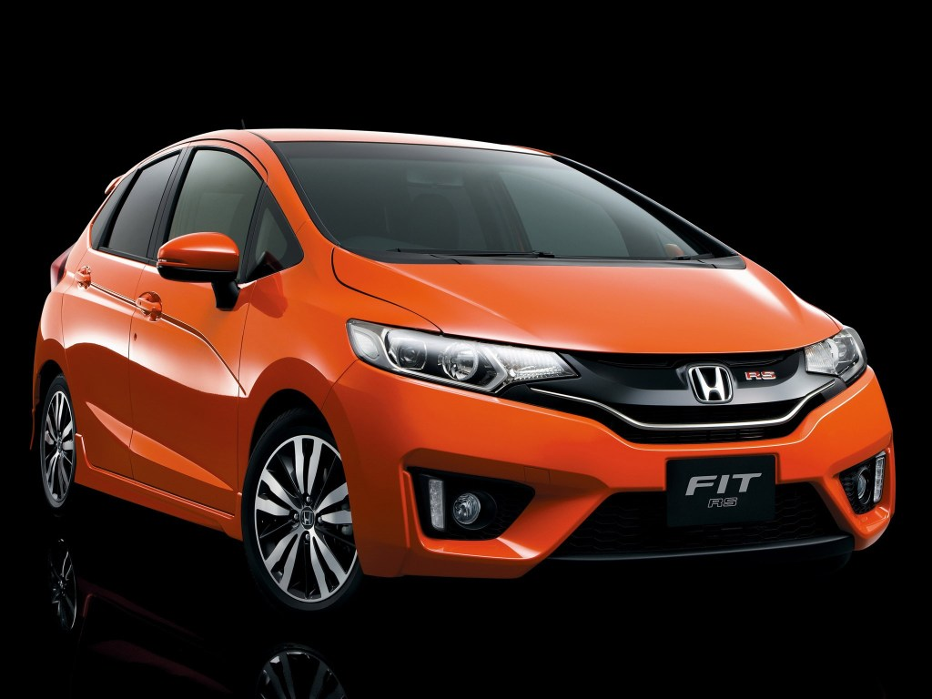 2014 Honda Fit RS