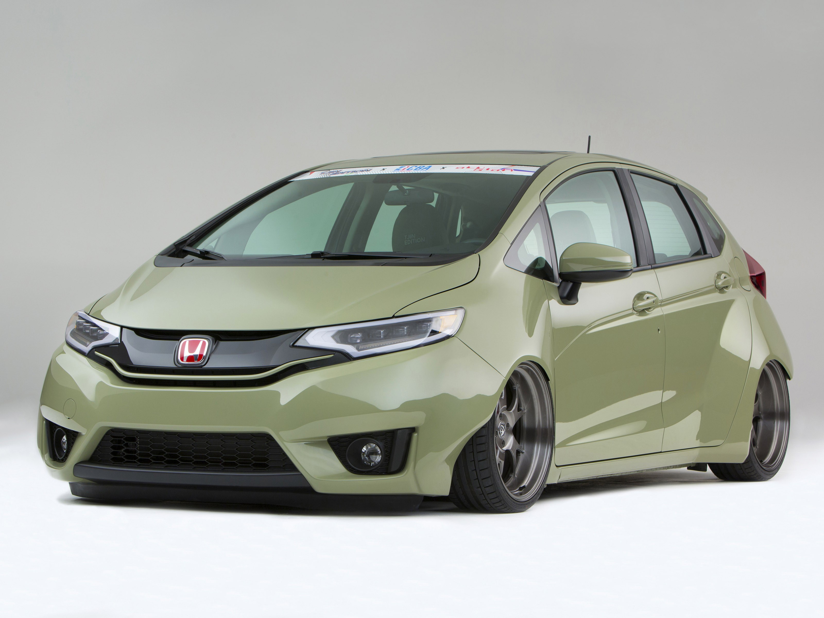 2014 Honda Fit Special Edition by Kylie Tjin