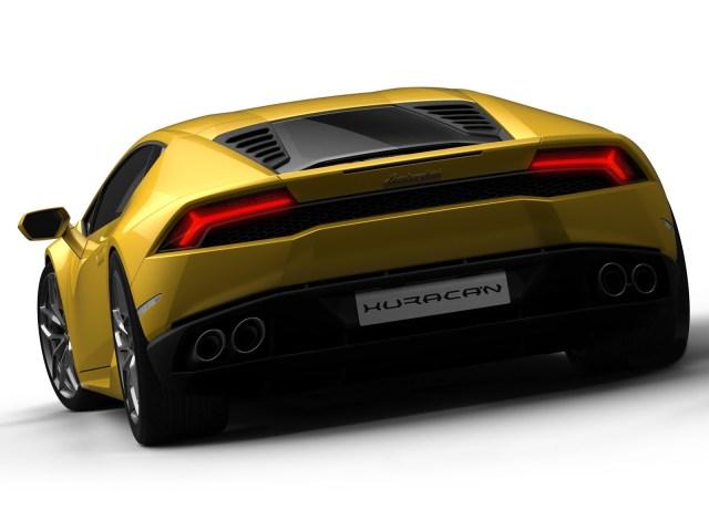 2014 Lamborghini Huracan lp610-4
