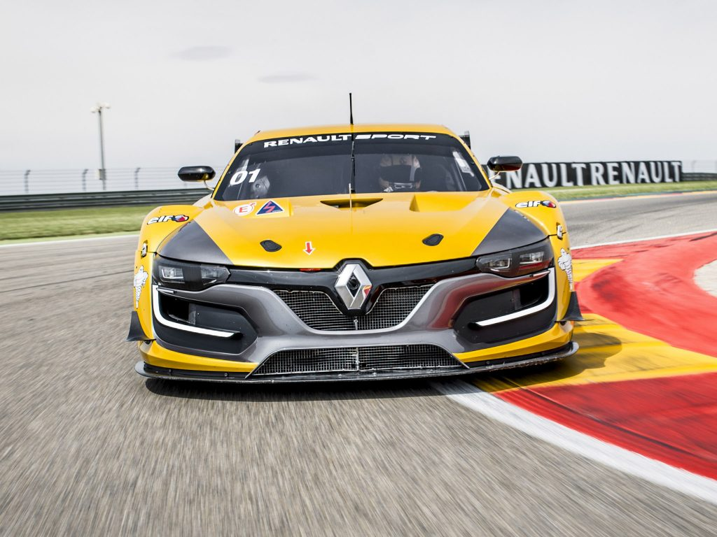 2014 Renault R.S.01