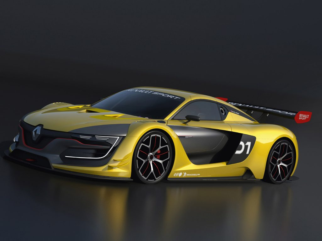 2014 Renault RS-01