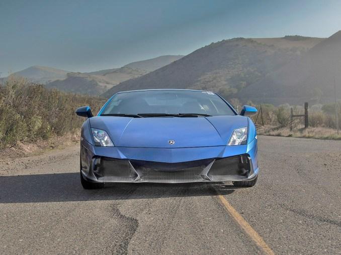 Lamborghini Gallardo Renazzo 2014 - Vorsteiner