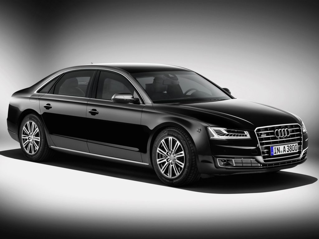 2014 Audi A8l Security D4