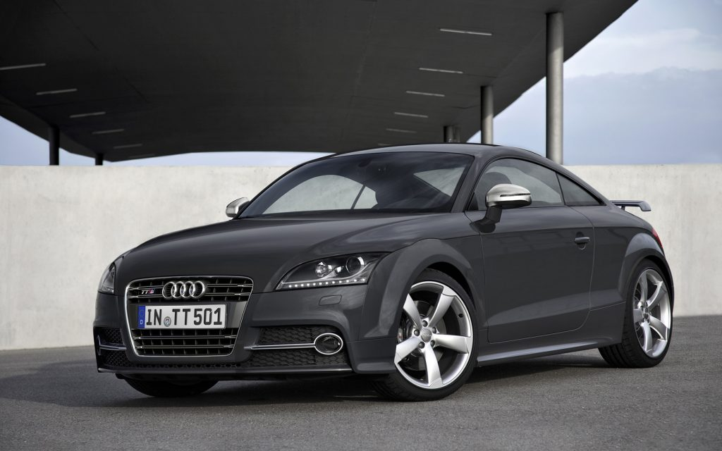 2014 Audi TTS competition Coupe