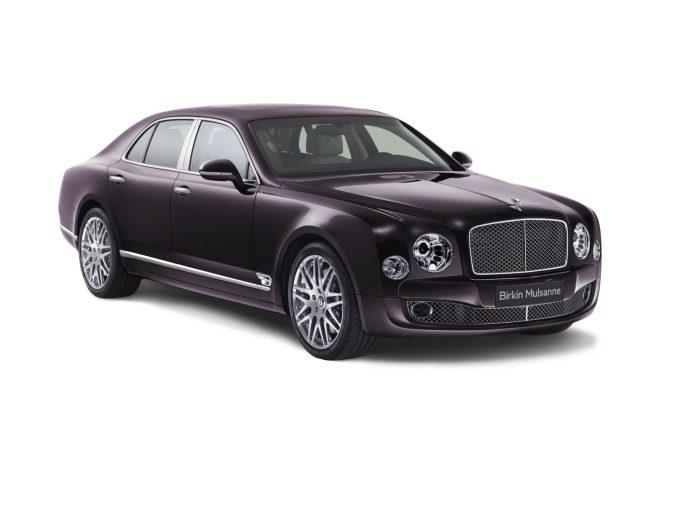 2014 Bentley Mulsanne Birkin Limited Edition