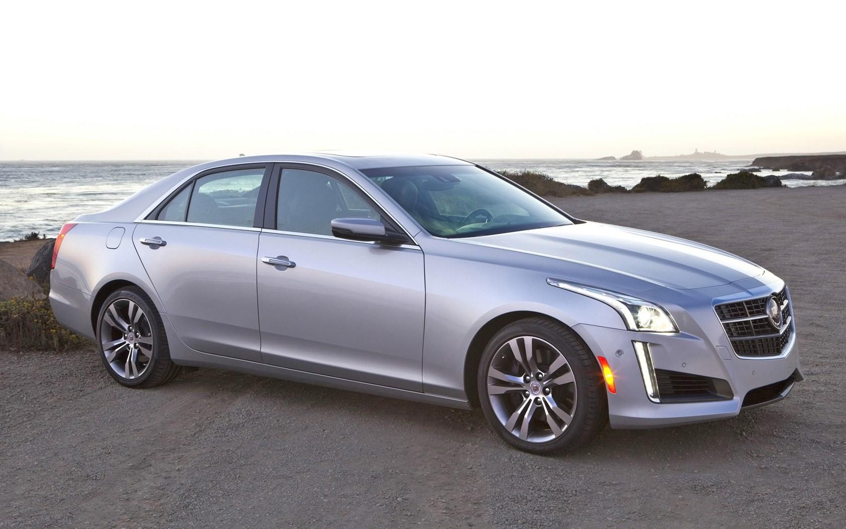 Cadillac CTS V-Sport Sedan 2014