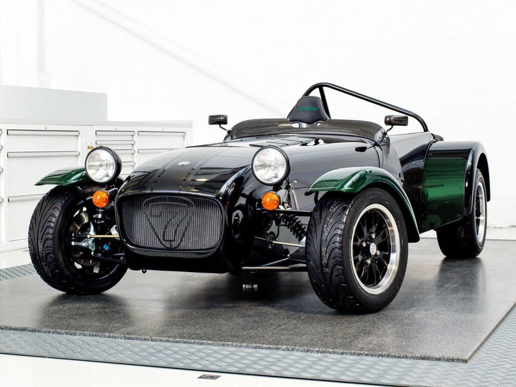 2014 Caterham Seven 250 R Kamui Kobayashi