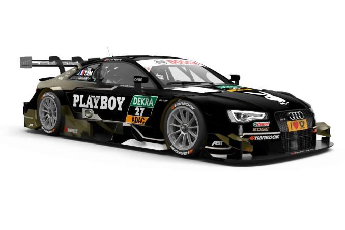 2015 Audi RS5 DTM - Adrien Tambay