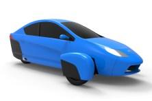 2015 Elio Motors P5 Prototype