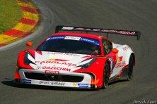 2015 FFSA GT Sport Garage Ferrari 458 Italia N°09