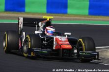 2015 GP2 Hongrie - Trident Racing - Gustav Malja