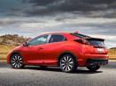 2015 Honda Civic Hatchback Australia