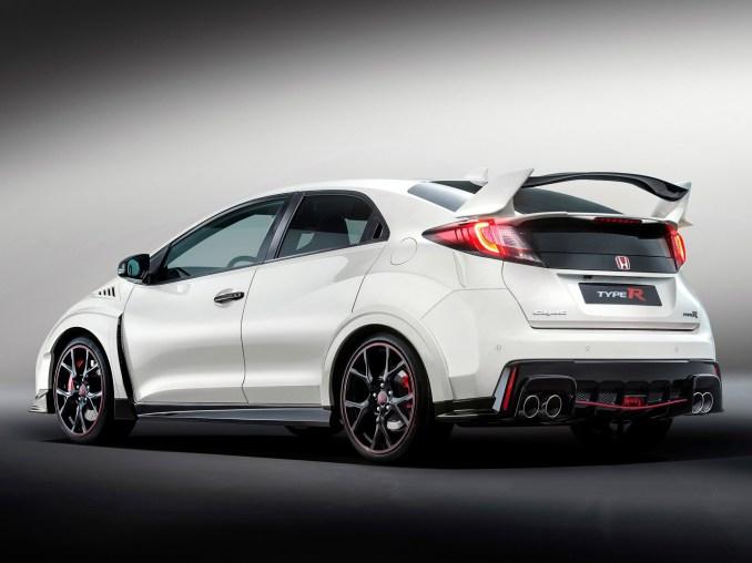 2015 Honda Civic Type-R