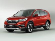 2015 Honda CR-V EU