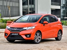 2015 Honda Jazz South Africa