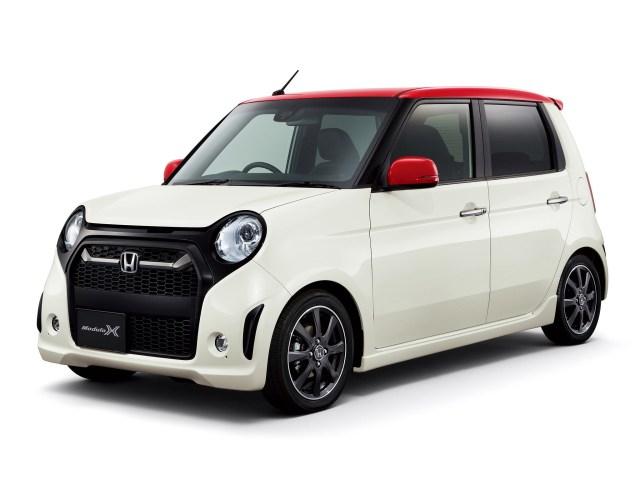 2015 Honda N-One Modulo X