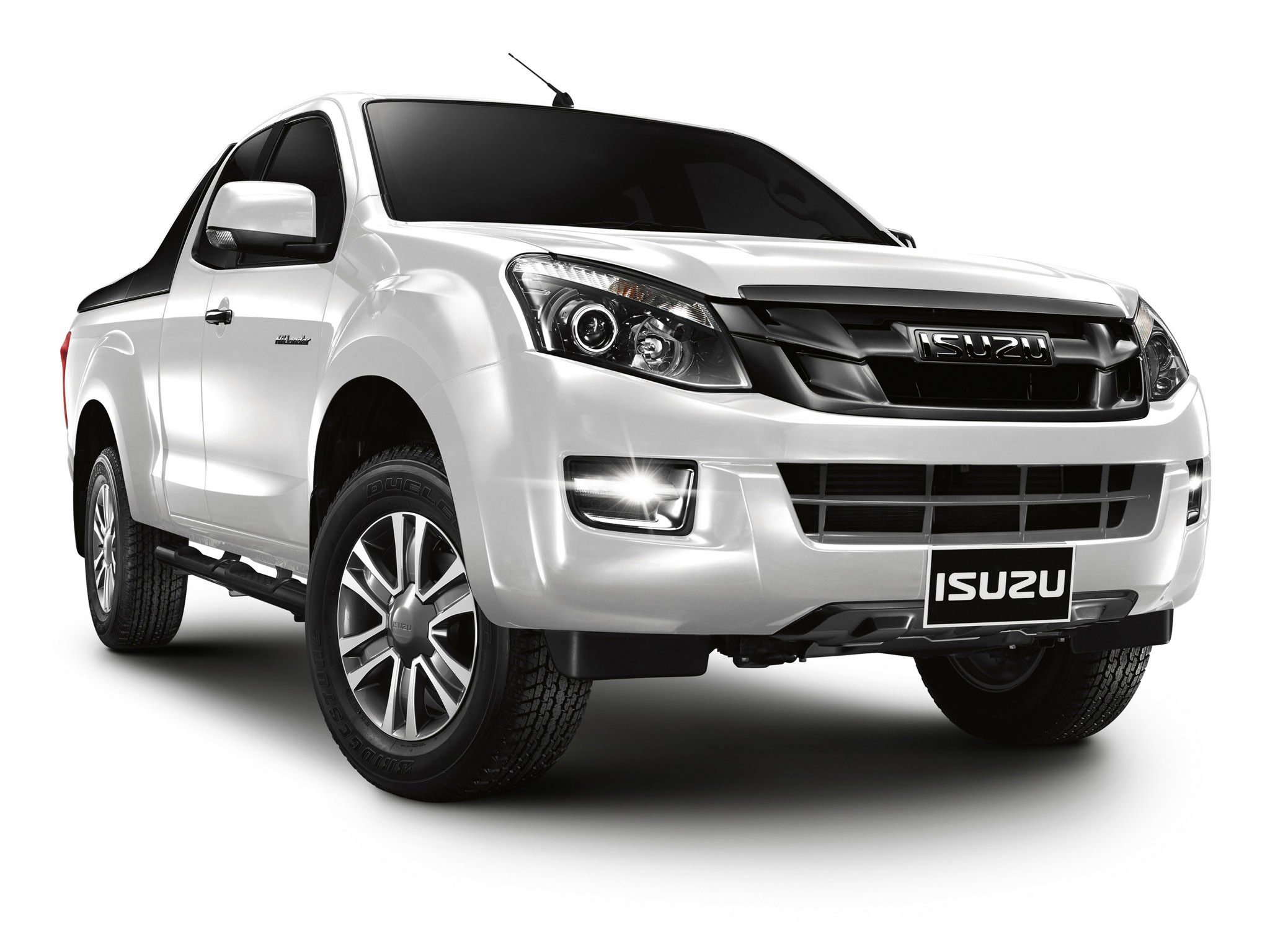 2015 Isuzu D-Max 99th Anniversary Extended Cab