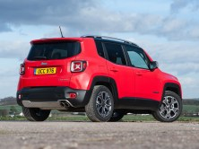 2015 Jeep Renegade Limited UK