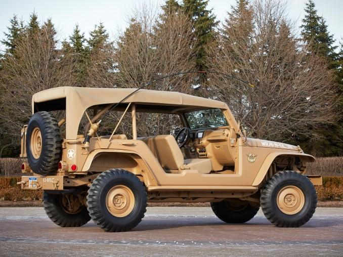 2015 Jeep Staff Car Concept JK
