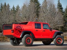 2015 Jeep Wrangler Red Rock Responder Concept JK