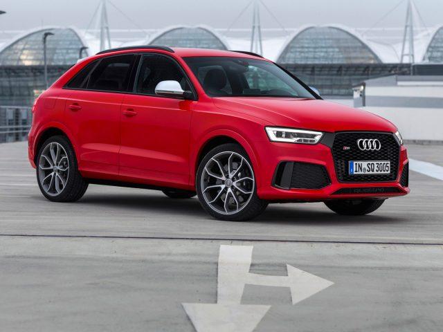 2015 Audi Q3 RS