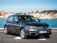 2015 Bmw 120D Xdrive Urban Line 5 Door F20