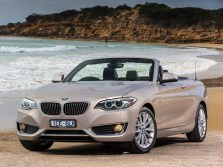 2015 Bmw 2 Series 220i Cabrio Luxury Line F23 Australia
