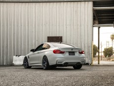 2015 Bmw M4 Klassen Midnight Frost M52r Wheels