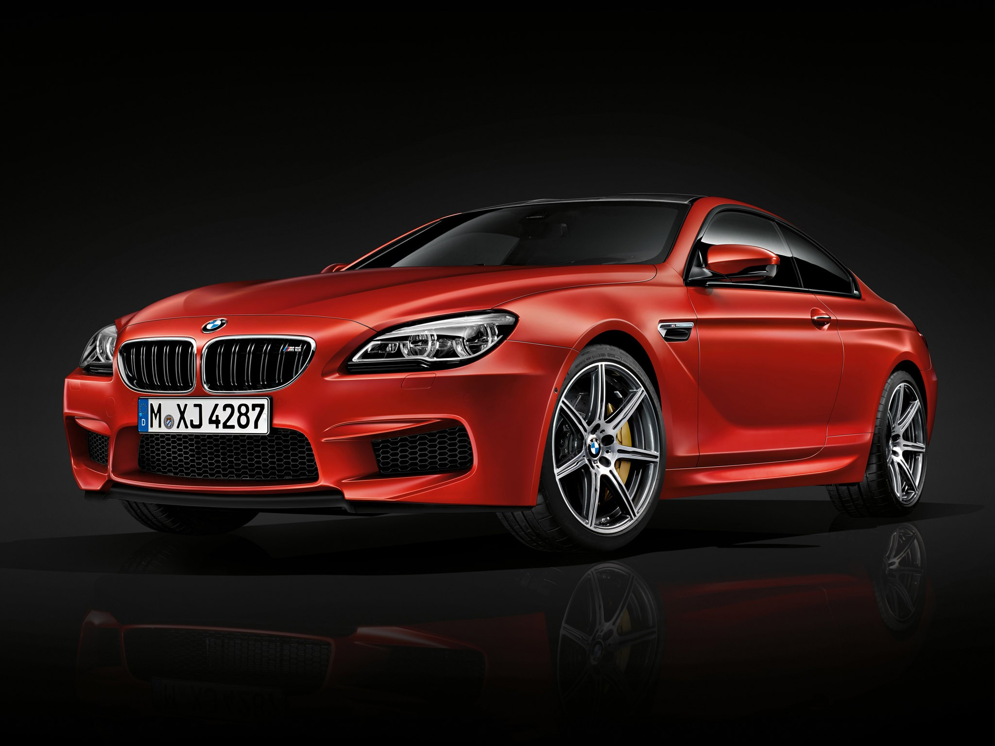 2015 Bmw M6 Coupe Competition Package F13
