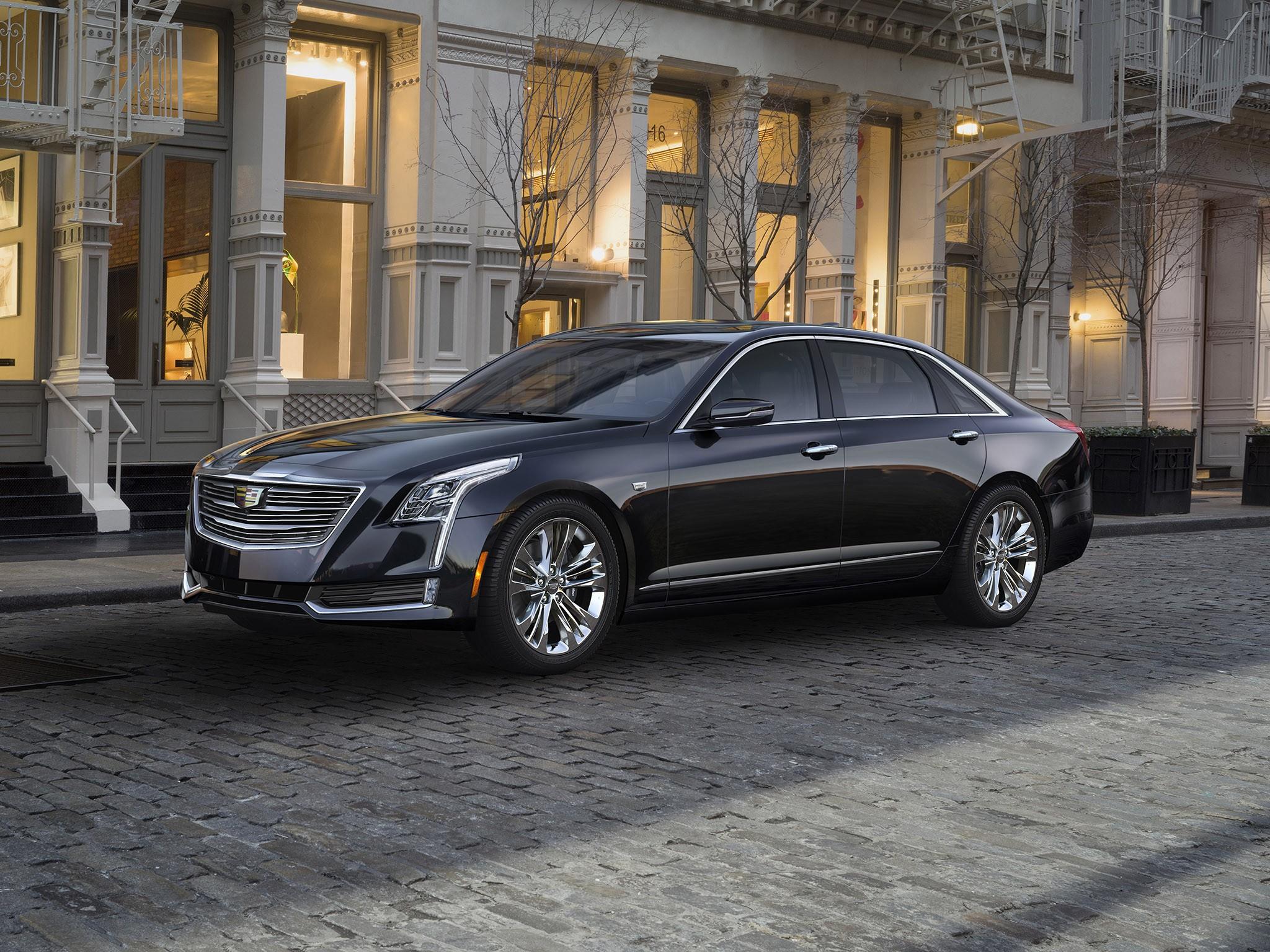 2015 Cadillac CT6