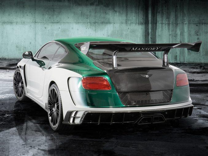 2015 Mansory Bentley Continental GT Race