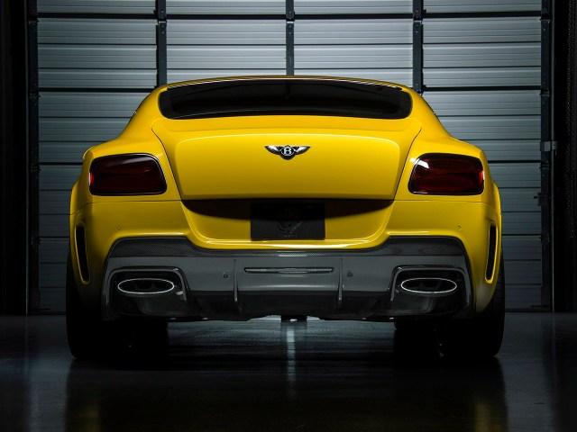 2015 Vorsteiner Bentley Continental GT BR10 RS