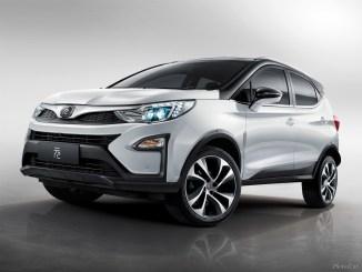 2016 BYD Auto Yuan