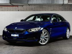 2016 Bmw 430i Gran Coupe 100 Year Edition F36 Australia