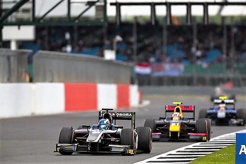 2016 GP2 Series Silverstone Raffaele Marciello