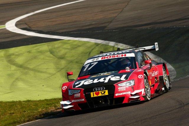 2016 Miguel Molina - Audi RS5 DTM