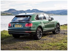 2016 Bentley Bentayga Fly Fishing by Mulliner