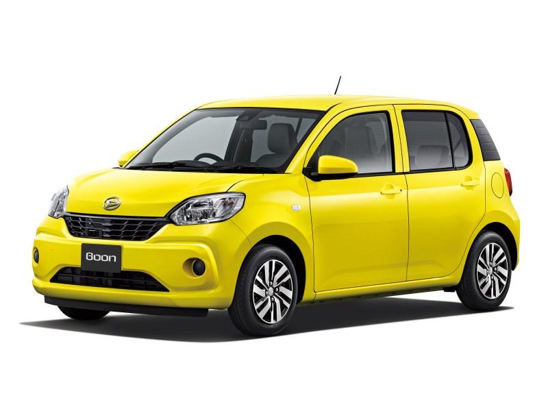 2016 Daihatsu Boon X