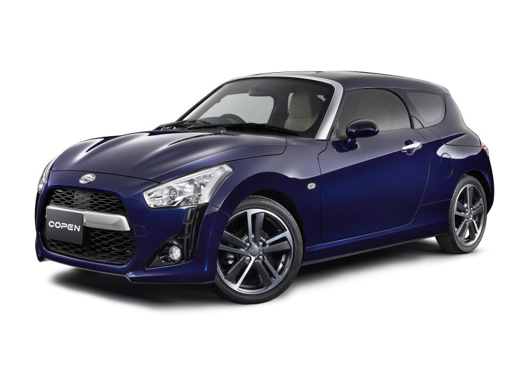 2016 Daihatsu Copen Robe Shooting Break Concept