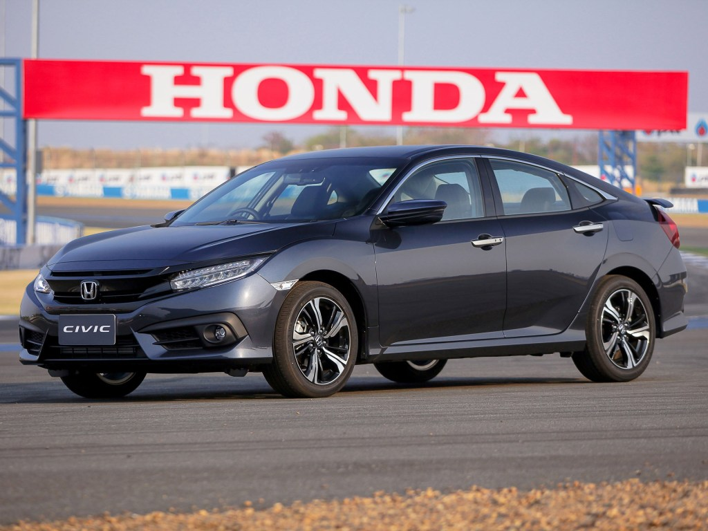 2016 Honda Civic Sedan RS